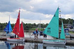 New Boats Crane & Pauline, May 2019