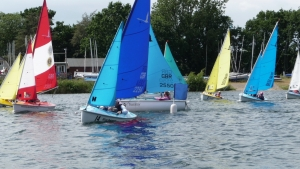 Hansa Nats June 2018 Afternoon Races