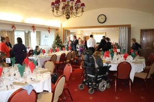 NFDS Christmas Lunch